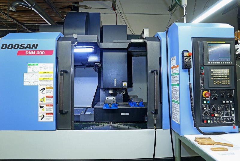 JRS Precision Facilities for Plastic Machining